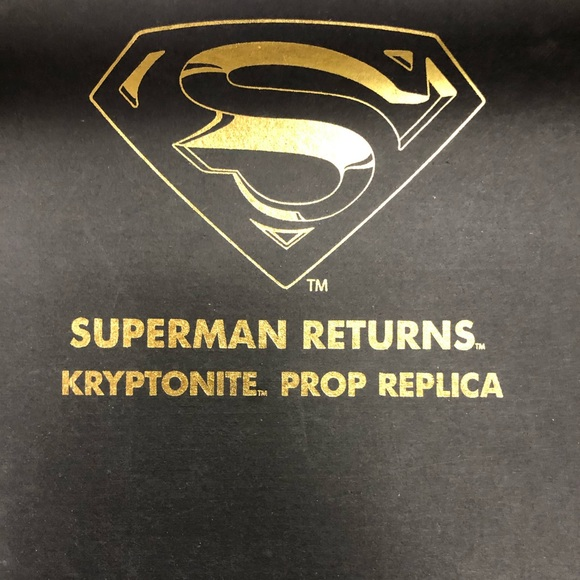 Superman Prop Replica